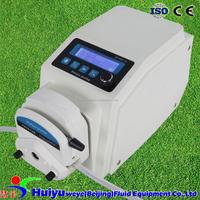 fruit juice milk coffee dispensing peristaltic pump