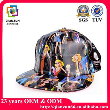 High quality animal snap back cap child