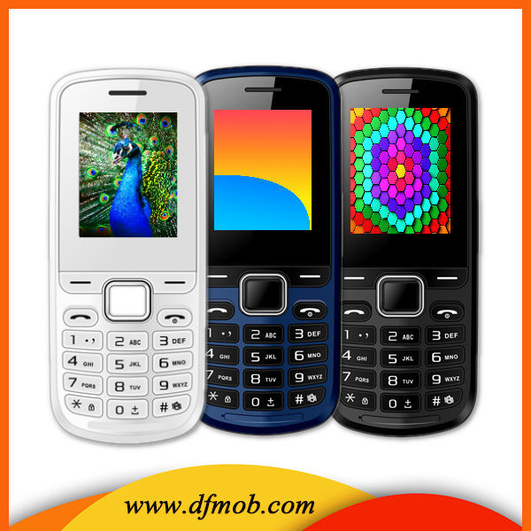 1.8 Inch Spreadtrum Cpu Wap/Gprs Dual SIM GSM Handphone Cheap 210