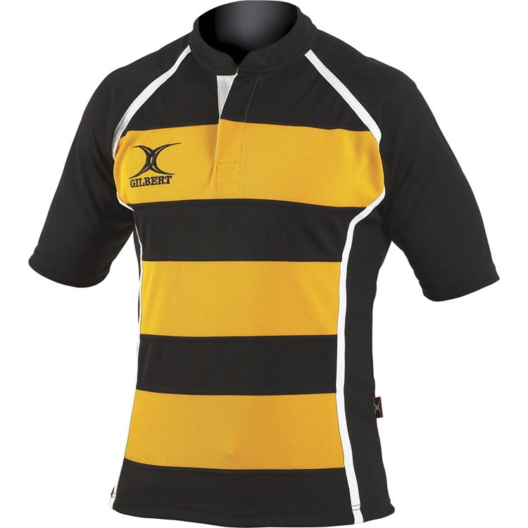 Custom Professional rugby shirts/jerseys, breathable material