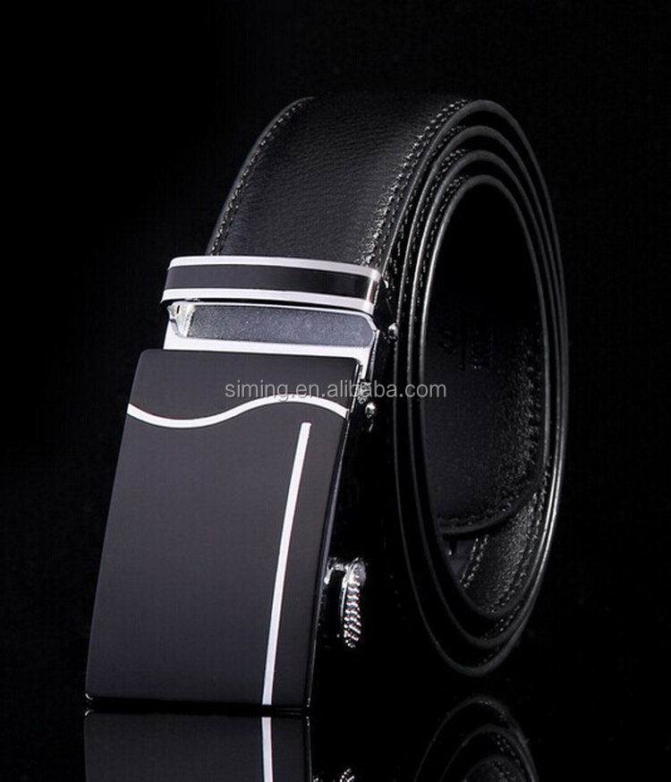 Top grade hot selling pure leather belts for man