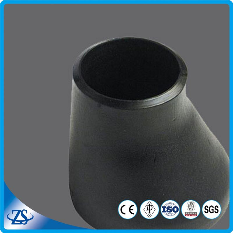 SGP black carbon steel pipe fittings butt weld eccentric reducer