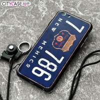 city&case stylish mobile phone back cover for iPhone 6 6s