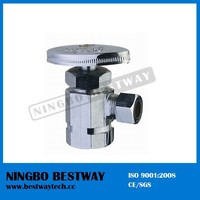 USA Brass angle valve for South America
