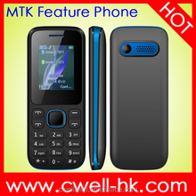 Wholesale UNIWA U18 MTK6261D MMS GSM Good price very slim feature phone