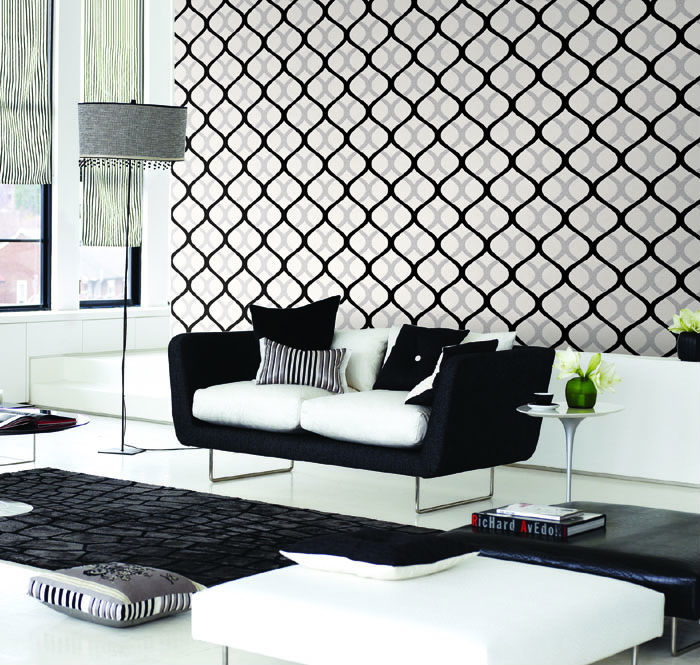 Paper Wall Panels : Myhome interior house decoration paper wall panels simple