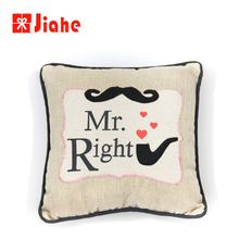 Chinese factory cute decor sofa pillow valentines day gifts