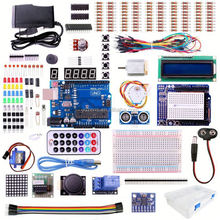 RFID Master Starter Kit RC522 Module UNO R3 LCD1602 IIC Breadboard and Jumper wire
