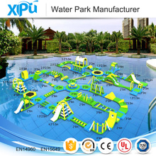 Factory-directly Large Inflatable Floating Water Park Water Games For Sale