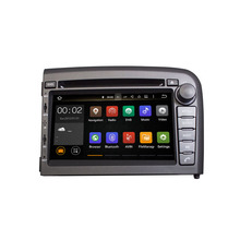 "7"" Android For VOLVO S80 1998-2006 2 Din Quad Core / Qcta Core HD Car DVD Player GPS Navigation Radio"