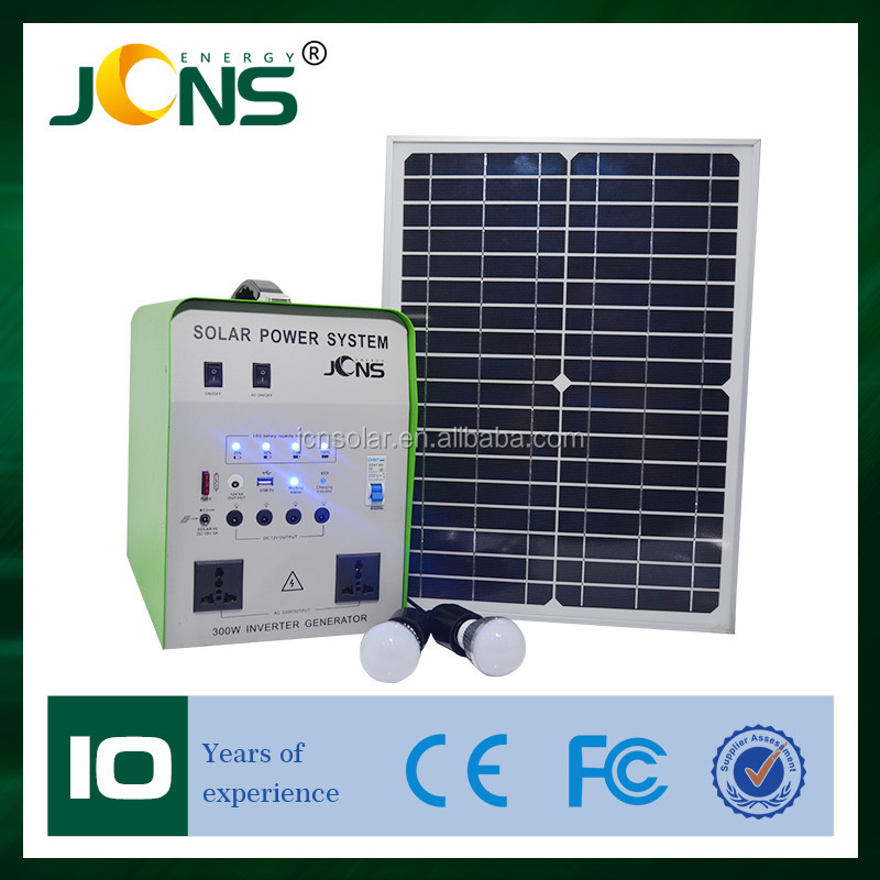 1000w Solar Power Kit AC solar home panel <strong>system</strong> supplier from Shenzhen
