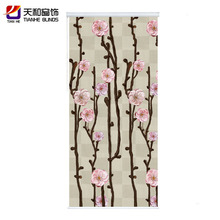 Type of ready made fabric curtain design for living room