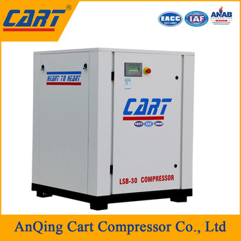22kw 30Hp electric Air compressor