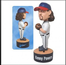 talking Kenny Powers bobblhead doll