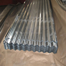 used Zinc coated colored metal corrugated galvanized roofing sheet