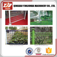 Professional Manufacturer stainless steel wire mesh fence
