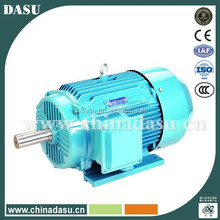 Double Speed Induction Motor 4 pole and 6 pole