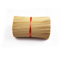India high quality bamboo sticks for making India incense