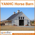 Steel structure building horse barn