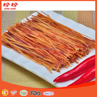 Seasoned Dried Thread Seafood Snack