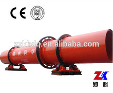 Wet materials processing steam tube rotary drum dryer manufacturer