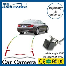170 degree backup guide line distance camera for car