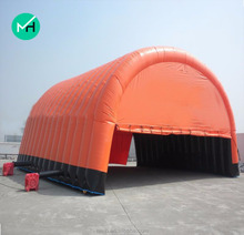 professional supplier cheap giant inflatable carport garage car tent for sale