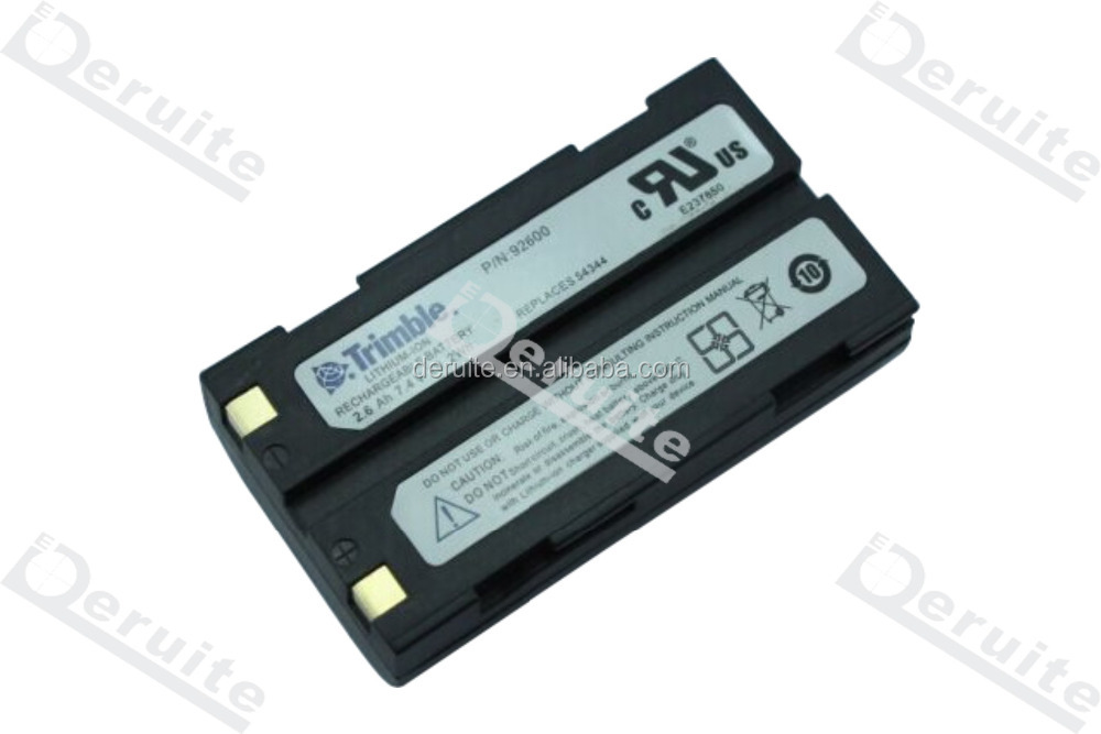 RTK INSTRUMENT: BATTERY FOR GPS,TRIMBLE GPS BATTERY 92600,Trimble GPS 5700/5800/R3/R4/R5/R6/R7/R8/DINI03/TSC1 battery