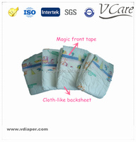 chinese hot sale manufacturer good price baby diapers wholesale