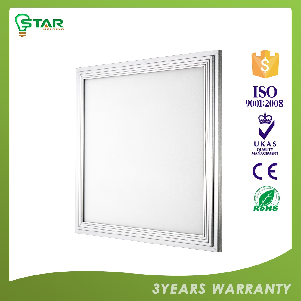Highest Quality With Custom Logo 3-5Year Warranty Ce ,Rohs Certified Ultra-Thin Led Recessed Ceiling Panel Light
