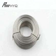 thin galvanized wire stainless galvanized steel iron wire for scourer production