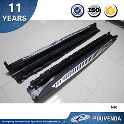 OE Style aluminum alloy Running Board For BMW X5 F15 2014-2016 side step footrest bars Auto car accessories from Pouvenda