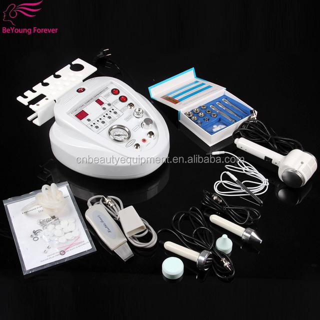 Hot Selling Cheapest Portable Ultrasound Facial Scrubber Diamond dermabrasion peeling Beauty machine