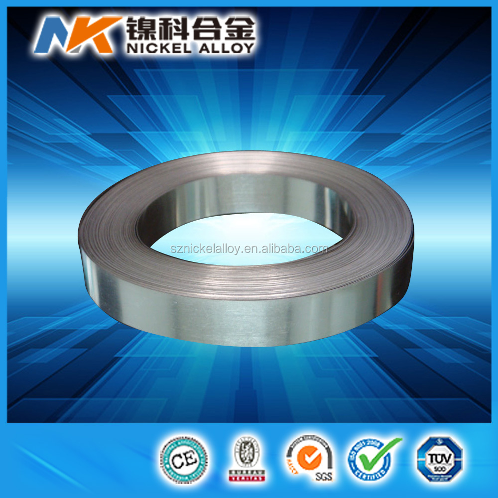 High quality thermostat bimetallic strip thermo bimetal