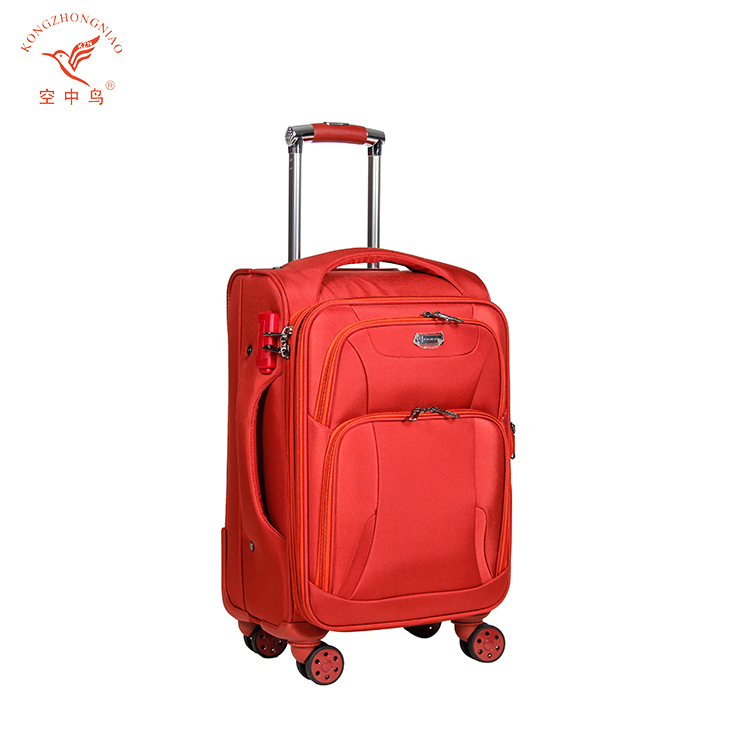 china supplier the best kind of luggage set case bags deals