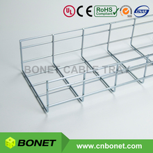 Wire Mesh Ventiliated Cable Tray, Replacement of Perforated Cable Tray