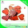 Real Leather Heart Shaped Crafts Corner