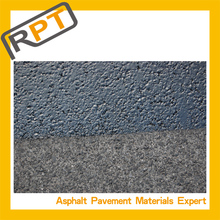 Rubber modified asphalt