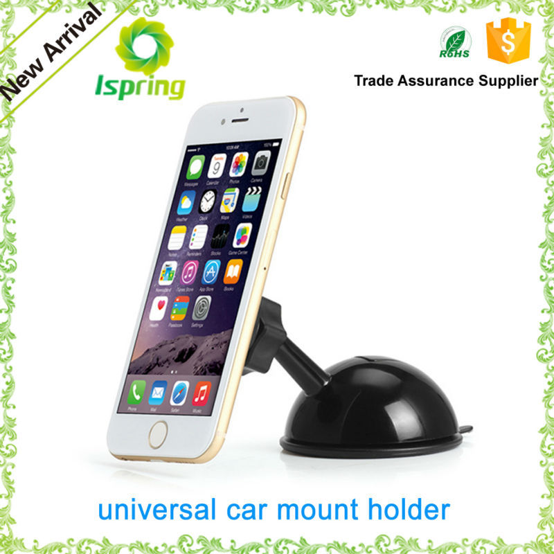 2016 wholesale mobile phone accessories magnetic mobile holder car magnetic mount for iphone GPS horlder