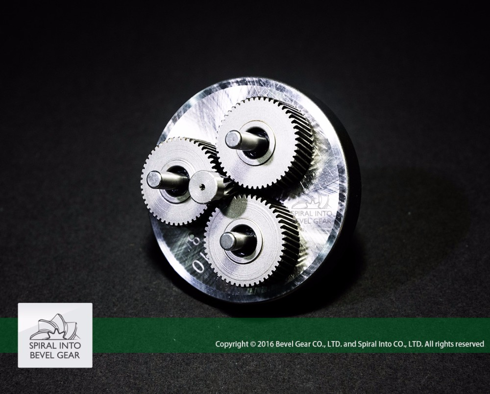 Planetary Gear Set Gear Reducer for Robot Arm