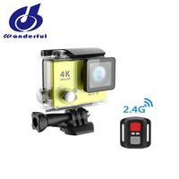 2016 cheapest4K night vision action camera with wifi and good function waterproof digital camera OEM
