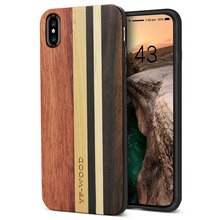 New arrival mold wooden mobile phone case for iphone x case luxury