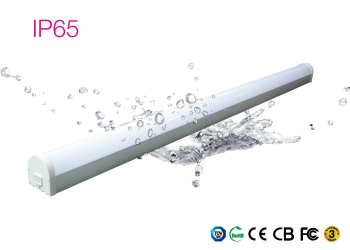 Emergency Battery for 3 Hours IP65 Water-proof LED Linkable Linear Light For Classroom