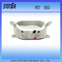 2014whole sale animal-like dog bed mouse-like pet bed
