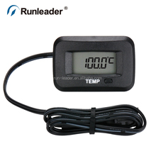 Mini Panel Mounted LCD Temperature meter Thermometer