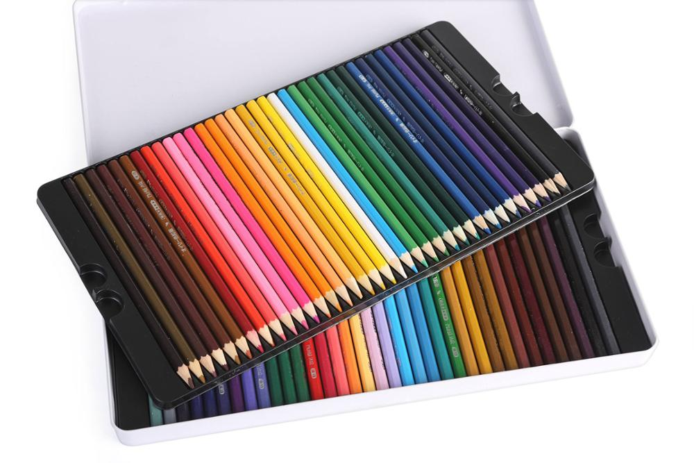 Faber-Castell artist 48 colored sketching pencils drawing set + 48 pencils bag ,drawing sketches