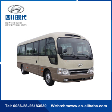 23 seats luxury hyundai county bus for sale