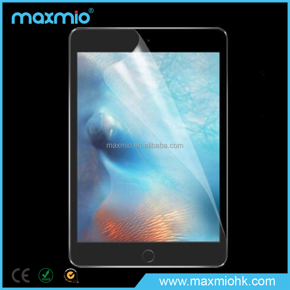 2015 newest!! frosted matte screen protector for ipad mini 4