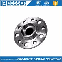 440 stainless steel Q235 cast iron 50w electric wheel hub motor 50Mn2 cast steel precisely castings 14 inch hub motor