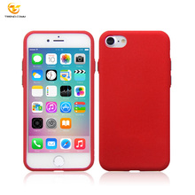 Low Cost Simple Flexible Matte TPU Case Rubber Thin TPU Protective Case For Iphone 8 TPU Case
